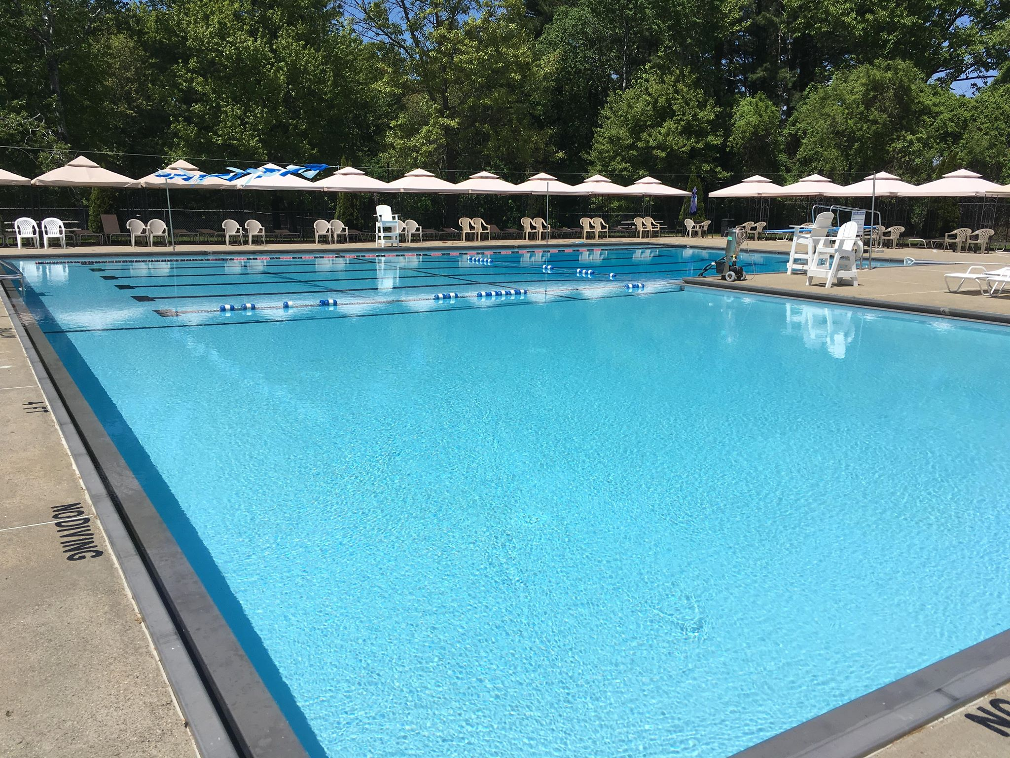 Inquire about pool membership today!