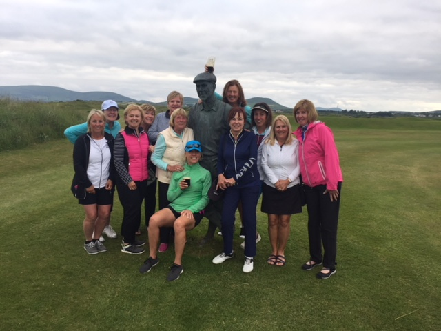HCC Ladies Trip to Ireland!