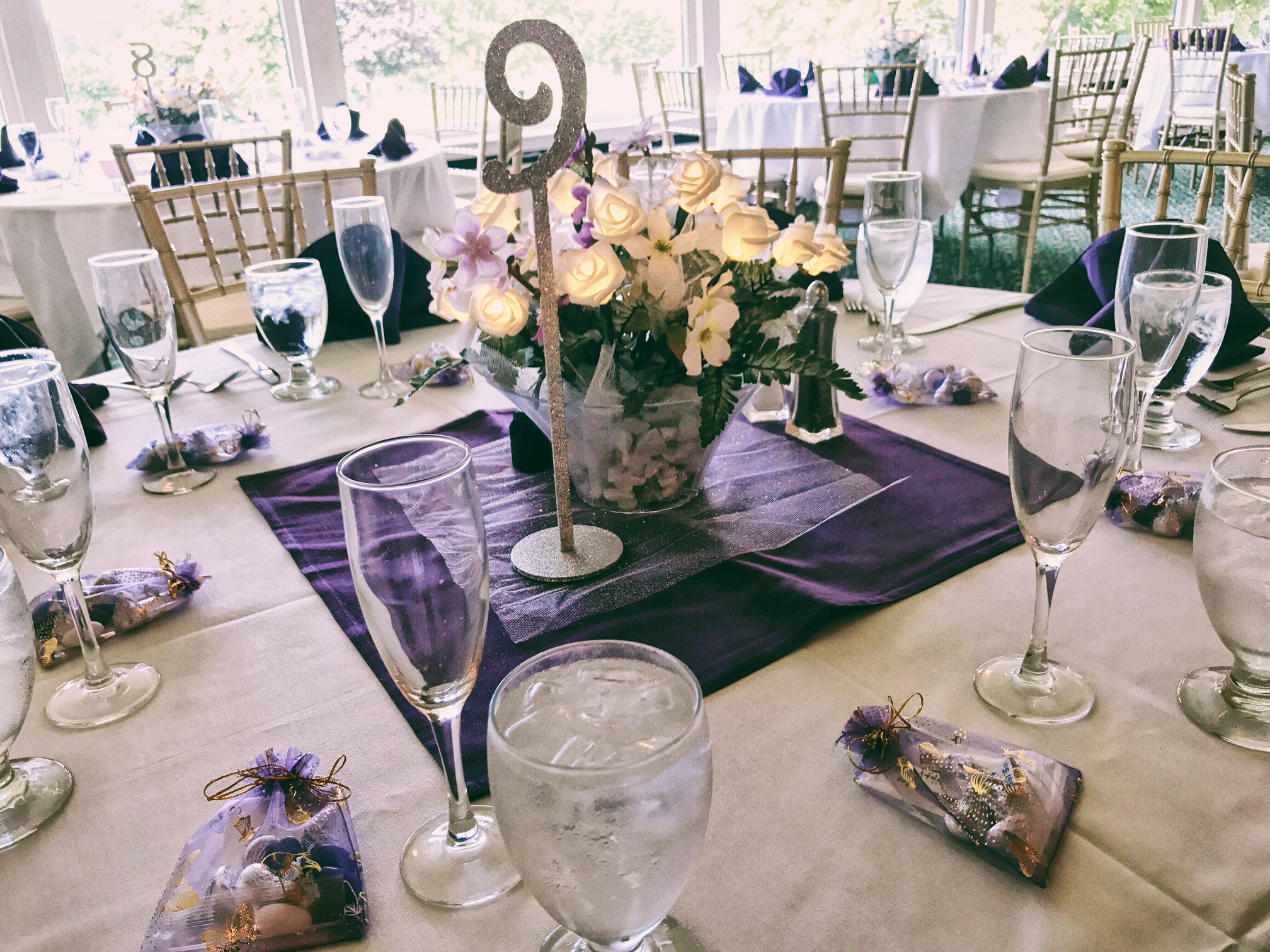 Our Ballroom Can Accommodate Up To 200 People We Have A Large Deck Overlooking Beautiful Golf Course Which Be Used For Ceremonies